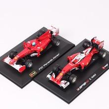 1:32 Scale BBurago F10 #8 Fernando Alonso SF16-H W05 #44 Lewis Hamilton RB13 Diecasts & Toy Vehicles Formula Racing Car Models