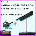 Соединительный кабель SATA для жесткого диска HDD для Dell Latitude 5580 5590 5591 E5580 precision 3520 3530 CDM80 6NVFT 06NVFT DC02C00EO00