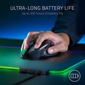 Image 5 - Razer Basilisk X Hyper Wireless Gaming Maus: Bluetooth & Wireless Kompatibel 16000DPI DPI Optische Sensor