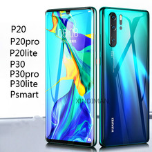 Hydrogel film forhuawei Psmart P20lite 2019 Front+Back screen protector for huaw