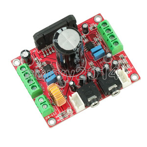 Image 3 - XH M150 TDA7850 4*50W Car Audio Power Amplifier Module with BA3121 Noise Reduction Module Amplifier Board DC 12V