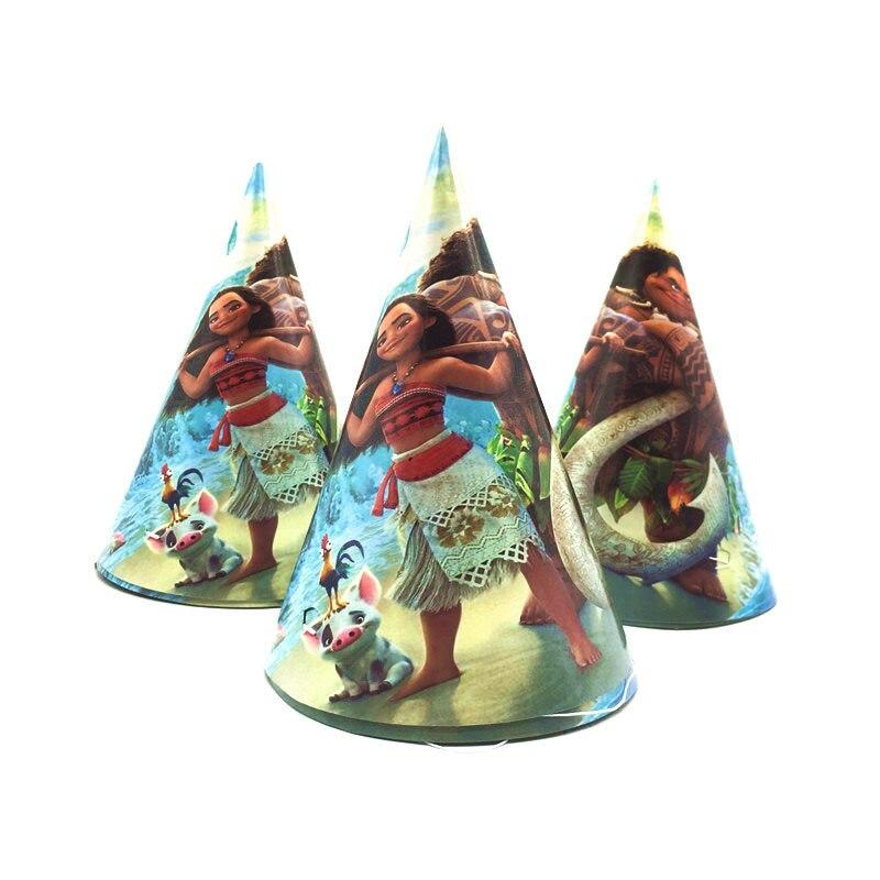 18-дюймовые круглые шары Моана, Милая принцесса, шары из алюминиевой фольги, украшения для дня рождения вечерние товары для вечеринки, детские игрушки 1 шт./лот-3