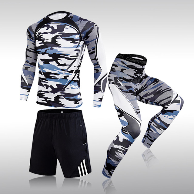 Men's Workout Sports Suit  3