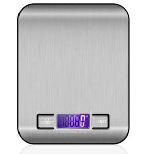 Scale-Food Jewelry Weighing Kitchen Stainless-Steel Electronic 10kg Mini Household 5kg