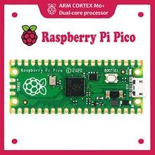 Placa de desenvolvimento raspberry pi pico um baixo-custo de alta performance placa de microcontrolador rp2040 Cortex-M0 + processador de braço duplo-núcleo