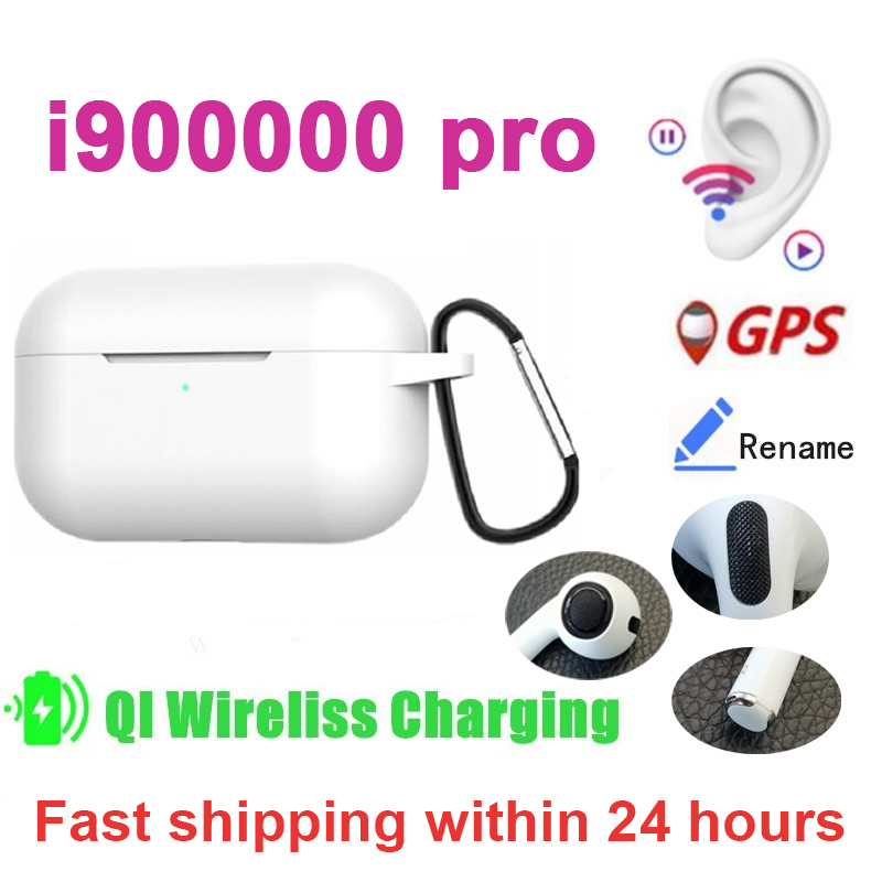 I900000 pro TWS 1:1 Super copy In ear Bluetooth Earphone Stereo Wireless Earbuds <font><b>gps</b></font> rename Stereo Headset PK I500 <font><b>i200000</b></font> TWS image