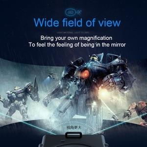 Image 2 - FIIT AR X AR Occhiali Smart Glasses Maggiore 3D VR OCCHIALI Scatola di Cuffie di Realtà Virtuale Casco VR AURICOLARE Per 4.7 6.3 pollici smartphone