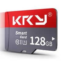 KRY Speicher Karte 32GB 16GB 8 GB 128 GB 64GB Microsd Karte C10 Micro TF SD Karte 8 16 32 64 128 GB Cartao De Memoria Karte Adapter