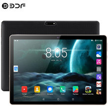Novo 3g rede mtk 8321 tablet pc 10.1 Polegada quad core android 9.0 telefone comprimidos de chamada 2gb + 32 google mercado gps wifi bluetooth