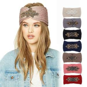 Knitted Headband Wra...