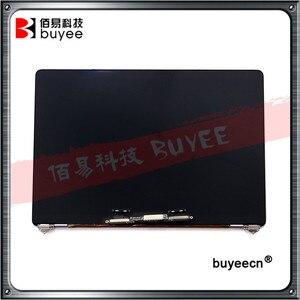 Оригинальный A1707 ЖК-экран в сборе Серебряный/серый замена для MacBook Pro Retina 15
