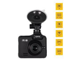 Ultra 4K Blackbox DVR OnReal MG13K true front camera+1080P rear camera dual lens GPS  car DASH CAMERA wifi