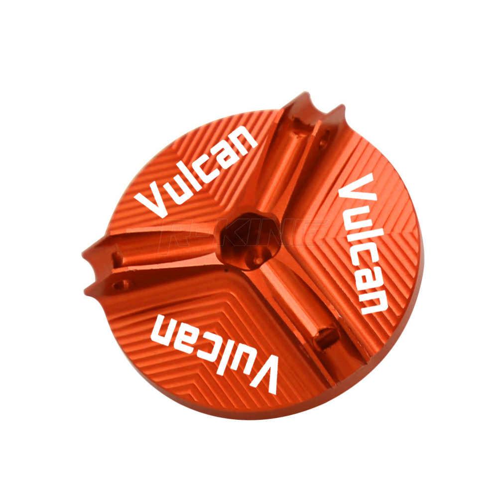Крышка масляного бака двигателя мотоцикла для Kawasaki VN650/VULCAN S 650 2015-2017 2016 VN