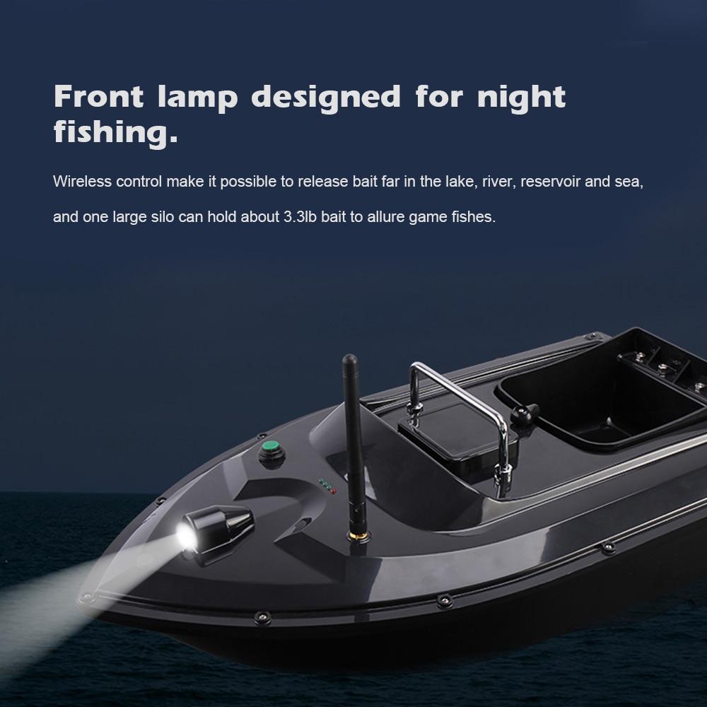 de longa distância barco de pesca dispositivo alimentador de pesca