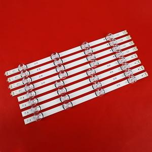 "Image 1 - 825mm LED 백라이트 램프 스트립 8 LED LG INNOTEK DRT 3.0 42 ""_ A/B 유형 REV01 REV7 131202 42 인치 LCD 모니터 4 세트"