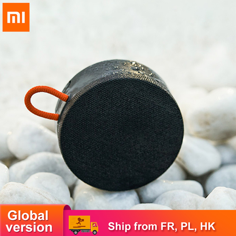 Xiaomi Mi Draagbare Bluetooth Speaker IP67 Stofdicht Waterdicht Dual Interconnectie Stereo Bass Mini Speaker Bulit 2000Mah 1