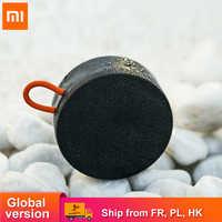Xiaomi Mi-altavoz portátil con Bluetooth, minialtavoz estéreo de graves, a prueba de polvo, impermeable, doble interconexión, 2000mAh, IP67