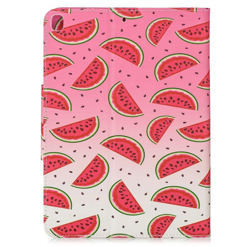 case Orange Stand Flip PU Leather Capa Case For iPad 10 2 Case 2019 A2200 A2198 A2197 A2232