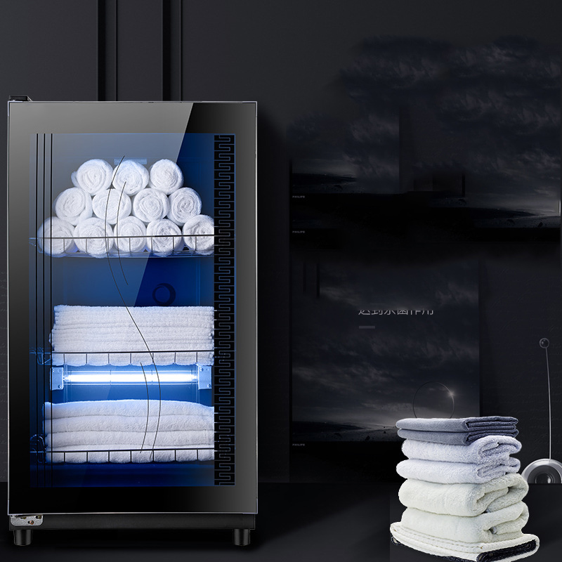 Towel Heating Disinfection Cabinet Beauty Salon Household And Commercial Small Barber Shop Dedicated Vertical