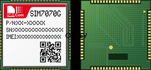 SIM7070G CAT-M NB-IoT Module, Low Power Consumption, 100% Brand New Original