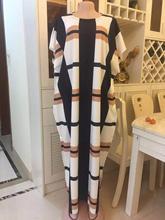 2020 新アフリカプリント弾性バザンバギーパンツロックスタイル dashiki 夏女性のための/女性