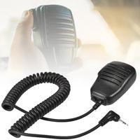 מכשיר הקשר כתף אינטרקום מיקרופון אטים לגשם מרחוק רמקול מיקרופון מיקרופון PTT לקבלת Talkabout מכשיר הקשר שני הדרך רדיו 1pin (3)