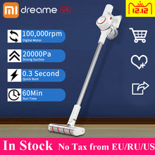 [24 hours] Xiaomi Dreame V9 V9P Cordless Vacuum Cleaner Handheld Wireless cyclone Cordless Stick Cleaner for Home Car 20000Pa(China)
