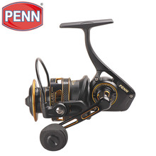オリジナルペンクラッシュcla 3000 8000スピニングリール8 + 1BBフルメタルボディ海水HT 100低音ホイール鯉ペスカ