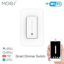 Смарт светильник us wifi с диммером smart life/tuya app совместим