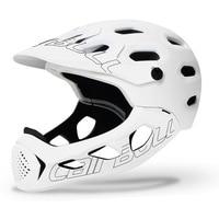 Cairbull ALLCROSS MTB новый горный беговой велосипед полный шлем для экстремальных видов спорта защитный шлем casco ciclismo bicicleta