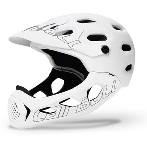 Image 1 - Cairbull ALLCROSS mtb 新山クロスカントリー自転車フルフェイスヘルメット極端なスポーツ安全ヘルメット casco ciclismo bicicleta
