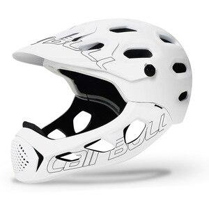 Image 1 - Cairbull allcross mtb nova montanha cross country bicicleta rosto cheio capacete de segurança esportes radicais capacete casco ciclismo