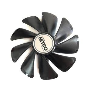 Ventilateur refroidisseur, GPU pour RX 590/VEGA/580/480/570 CF1015H12D FD10015M12D, pour Sapphire RX590, RX580, RX480 RX-VEGA et RX570