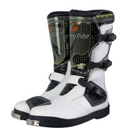 Professional Men's PRO BIKER Motorcycle Riding Boots Racing Motocross Boots Motorbike Breathable Boots botas Shoes