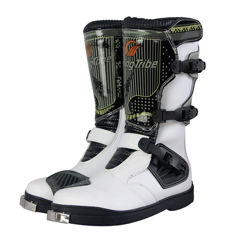 Professionelle männer PRO BIKER Motorrad Reiten Stiefel Racing Motocross Stiefel Motorrad Atmungsaktive Stiefel botas Schuhe
