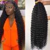 30 32 34 36 cal głęboka fala wiązki brazylijski wiązki ludzkich włosów doczepy z ludzkich włosów 1/3/4 zestawy Remy włosy wyplata wiązki