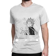 Tshirts Volleyball Haikyuu Hinata High-Quality Fashion Camisa Nikuman Shoyo