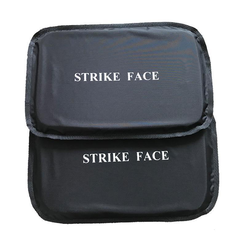 2 pièces/lot 5 x 8 armure corporelle souple NIJ niveau 3A plaque pare-balles côté panneau balistique léger tissu