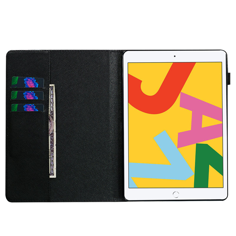 10.2 For 7th Generation iPad Case Apple A2232 Cover 2019 Skin for Funda iPad A2200 Smart