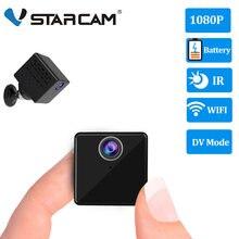 Мини камера видеонаблюдения vstarcam 1080p с аккумулятором