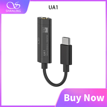 Cable Dac-Amp Hi-Res Es9218p-Chip DSD256 Shanling Ua1 Adapters Android-Windows for PCM