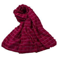 Fashion Winter Scarf Women's Cashmere Scarf Thick Warm Winter Scarves Large Solid Tassel Female Shawl Wrap Ladies Scarf Women