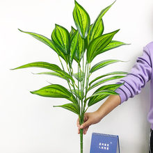 75 см 26 листьев тропические искусственные пальмы большие поддельные