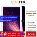Pantalla LCD Srjtek para Samsung Galaxy Pro T520 SM-T520 T525 SM-T525 pantalla LCD matriz pantalla táctil digitalizador Sensor ensamblaje