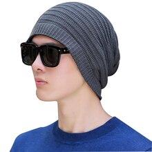 Winter Beanies Solid Color Hat Unisex Plain Warm Soft Skull Knitting Cap Hats Touca Gorro Caps For Men Women limit switches ba 2r a4