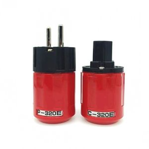 Image 4 - Oyaide enchufe de corriente alterna Schuko (UE), P 320/C 320 de cobre, Ver conector IEC