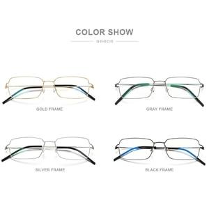 Image 5 - Мужские и женские Безвинтовые очки от близорукости, 98606