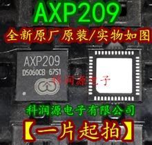 10 pces ic axp209 qfn novo e original