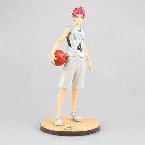 Image 4 - Anime Kuroko No Basket Trung Seirin Câu Lạc Bộ Bóng Rổ Akashi Seijuro Khu Quá GAKUEN Rakuzan Nhân Vật Hành Động PVC Bộ Sưu Tập Mô Hình Đồ Chơi Búp Bê