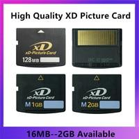 XD Speicher 1GB 2GB XD Karte 64MB 128MB 32MB 16MB XD-Picture Card speicher Karte XD Karte Für OLYMPUS oder FUJIFILM Alte Kamera